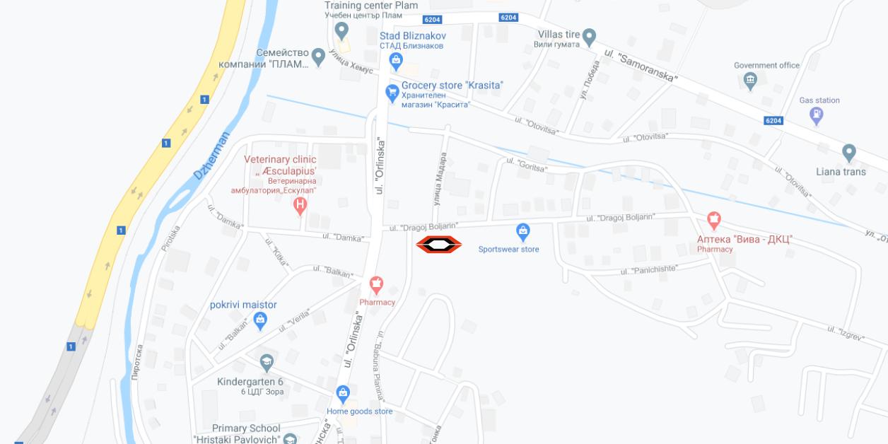Depria_Map